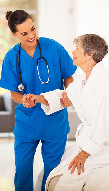 elder care service - home care nursing bangalore